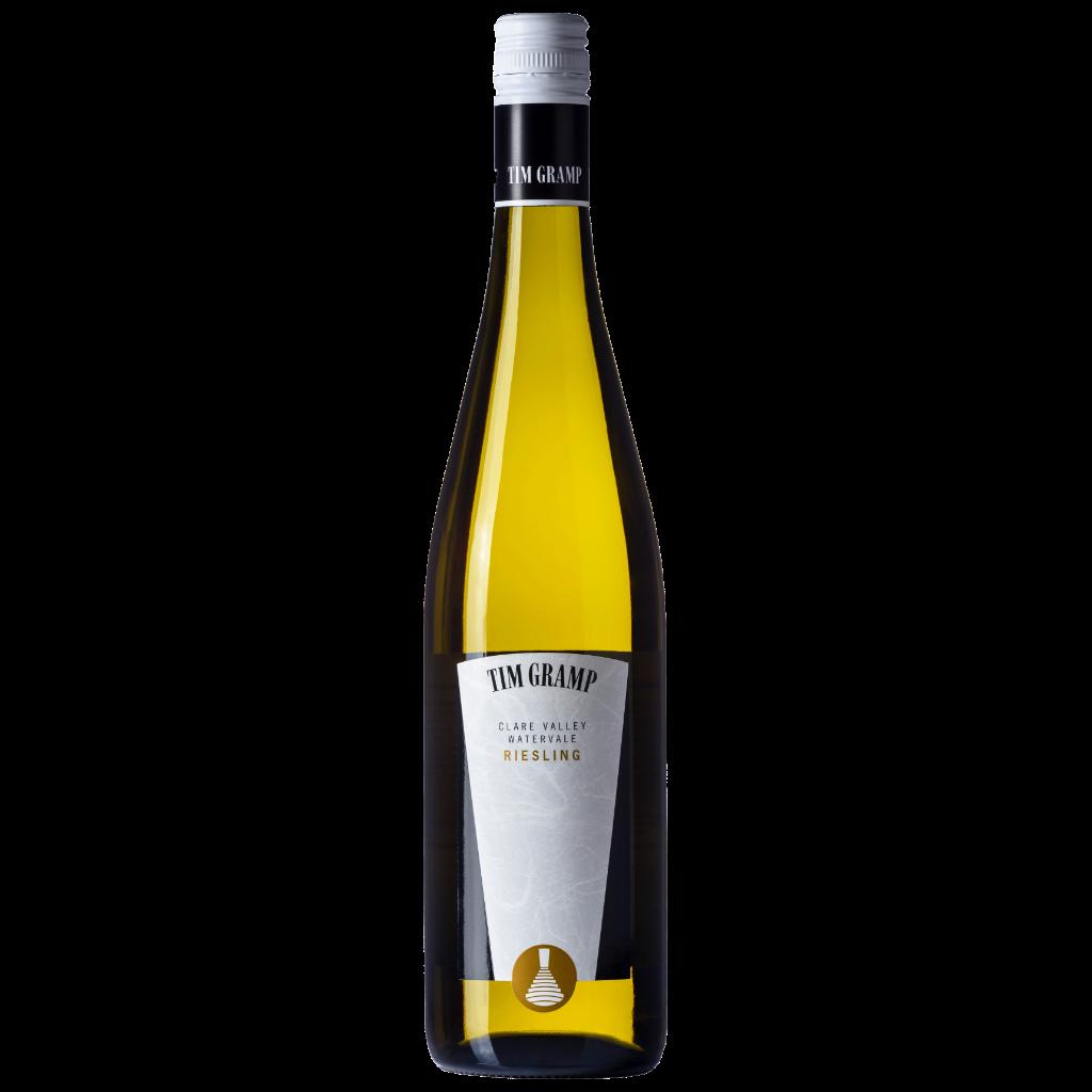 Tim Gramp Wines 2021 Clare Valley Watervale Riesling bottle